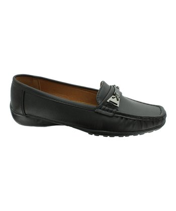 Black Hazel Loafer