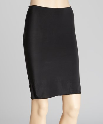 Black Body Liner Half-Slip