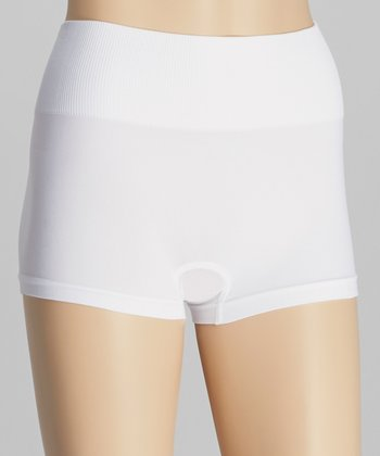 Snow High-Waist Shaper Shorts - Women