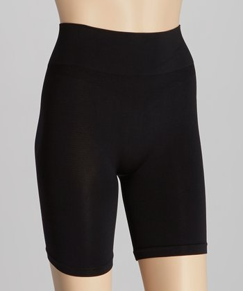 Black Shaper Shorts - Women & Plus