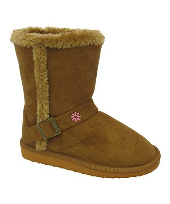 Rust Buckle Gaia Boot