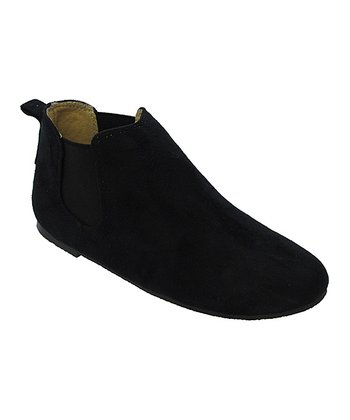 Black Katty Slip-On Shoe