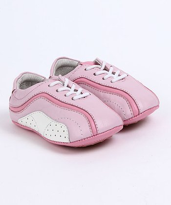 Pink Annie Baby Tennis Shoes
