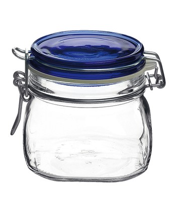 Fido Blue 17.5-Oz. Canning Jar - Set of 12