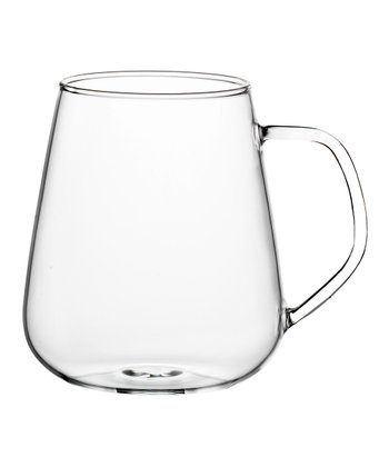 Glass Mug - Set of Two