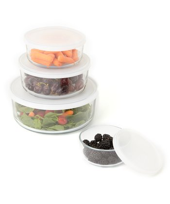 Frigoverre Round Storage Container Set