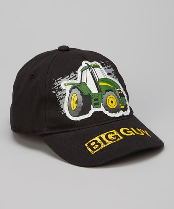 Black 'Big Guy' Baseball Cap