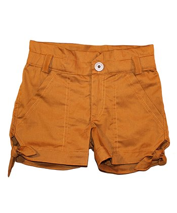 Chino Tea Time Trouser Shorts - Toddler & Girls