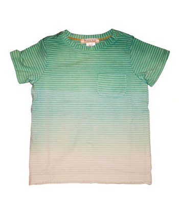 Green  Up, Up & Away Tee - Toddler