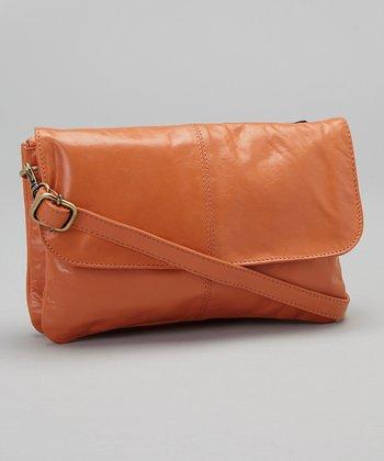 Latico Leather Salmon Lidia Crossbody Bag
