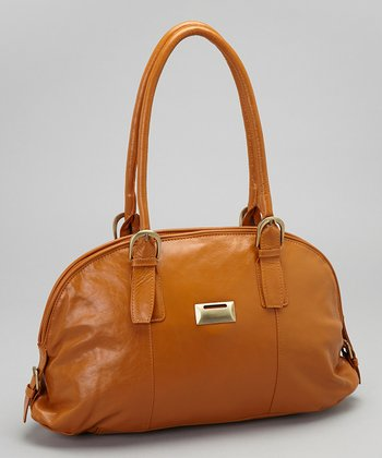 Latico Leather Saddle Taylor Coin Keeper Tote