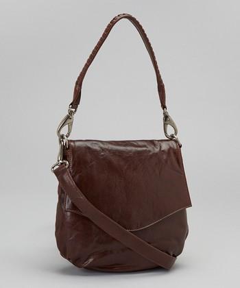 Latico Leather Chestnut Petra Shoulder Bag