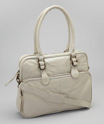 Latico Leather Putty Fay Tote