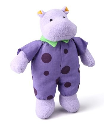 Kenny the Hippo Plush Toy