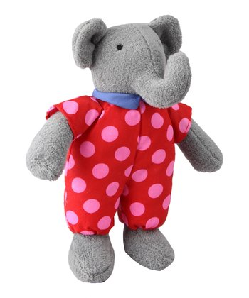 Gregory the Elephant Plush Toy