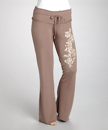 Cocoa Vine Lounge Pants - Plus