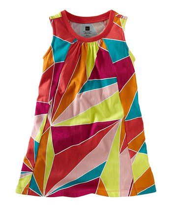 Fruit Punch Bo-Kaap Trapeze Dress - Infant & Girls