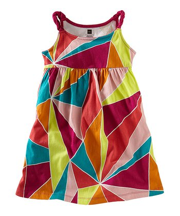Fruit Punch Twist Dress - Infant & Girls