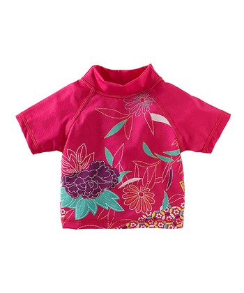 Thai Cape Town Surf Rashguard - Girls