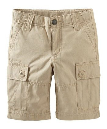 Safari Cargo Shorts - Infant & Boys