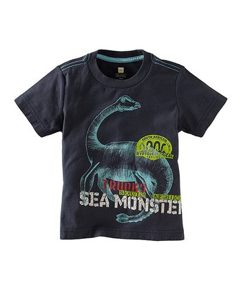 Indigo 'Sea Monster' Tee - Infant