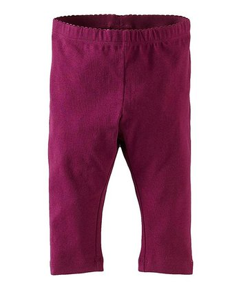 Loganberry Capri Leggings - Infant