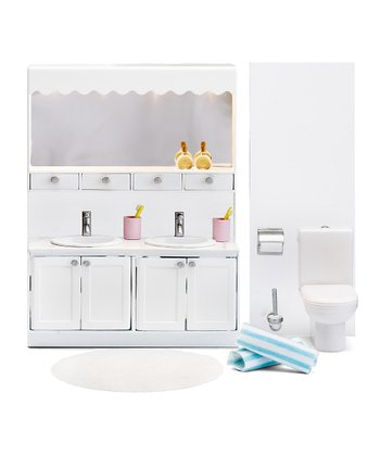 Småland Bathroom Set