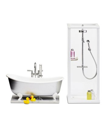 Småland Shower & Bath Set