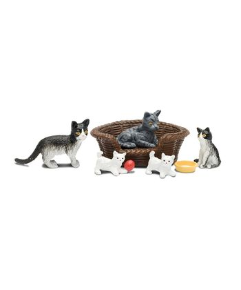 Småland Cat Family Set