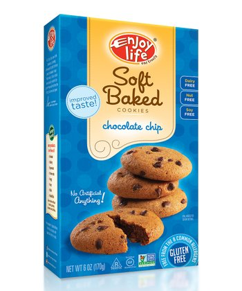Soft Baked Chocolate Chip Cookie Box - Set of Six
