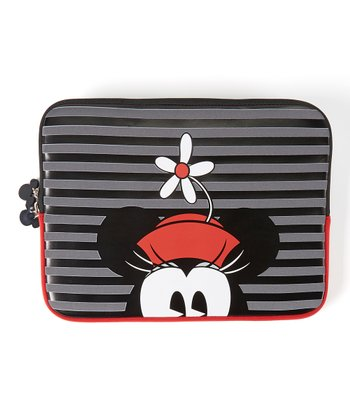 Minnie Mouse 12'' Peakaboo Neoprene Sleeve