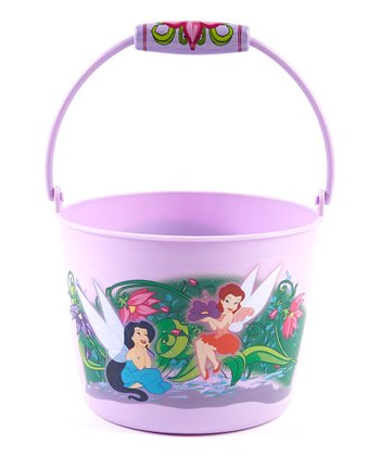 Fairies Plastic Bucket