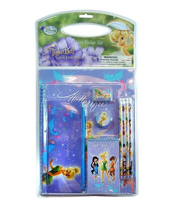 Tinker Bell Writing & Drawing Set