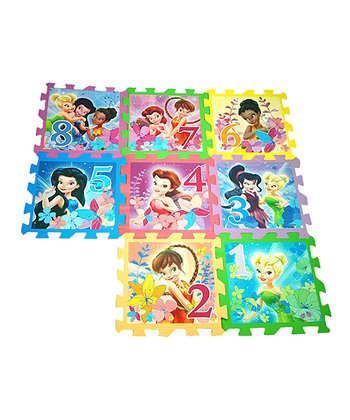 Disney Fairies Hopscotch Set