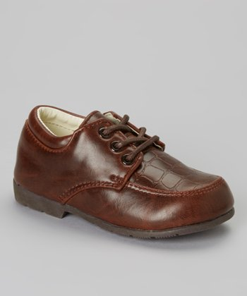 Brown Crocosm Dress Shoe