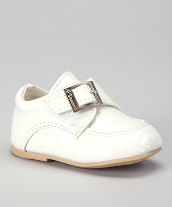White Dress Shoe