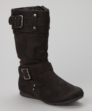 Black Paso Boot