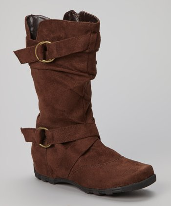 Brown Valley Boot
