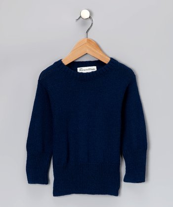Blue Alpaca Marcel Sweater - Infant, Toddler & Boys