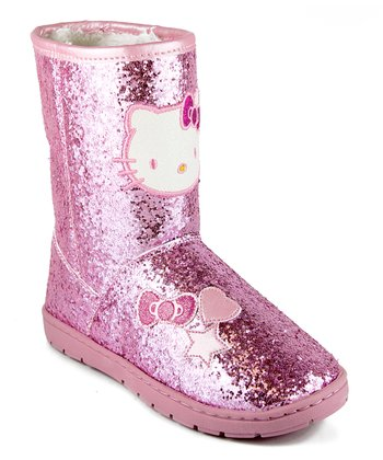 Pink Tiffany Boot