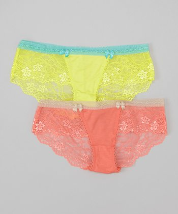 Daiquiri & Sunkissed Claudia Hipster Set