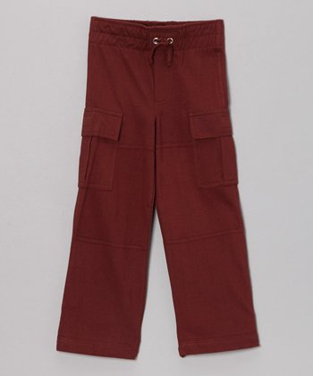 Cocoa Organic Cargo Pants - Infant, Toddler & Kids