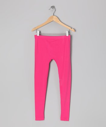 Cotton Candy Leggings - Girls