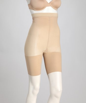 Nude Strong Support High-Waisted Shaper Shorts