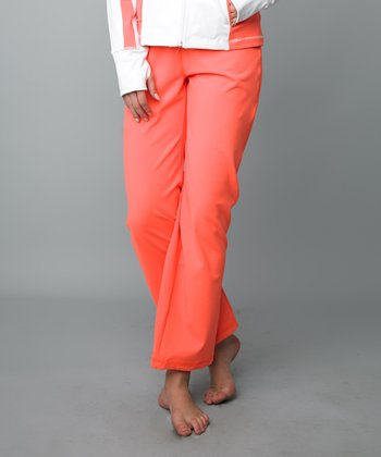 Neon Mango Lounge Pants