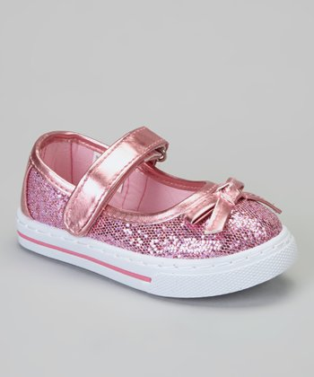Step Out in Sparkles: Girls' Shoes