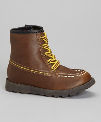 Brown Bait Boot