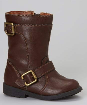 Brown Consort Boot