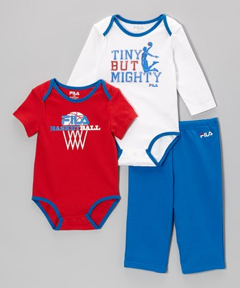 American 'Basketball' Bodysuit Set