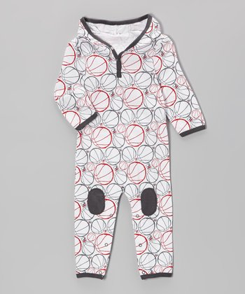 Iron Gate Basketball Hooded Playsuit